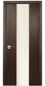 Loda Glass Interior Door Wenge Finish