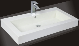 Model 1012 Bathroom Vessel Sink