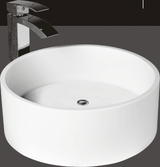 Model 1386 Bathroom Vessel Sink