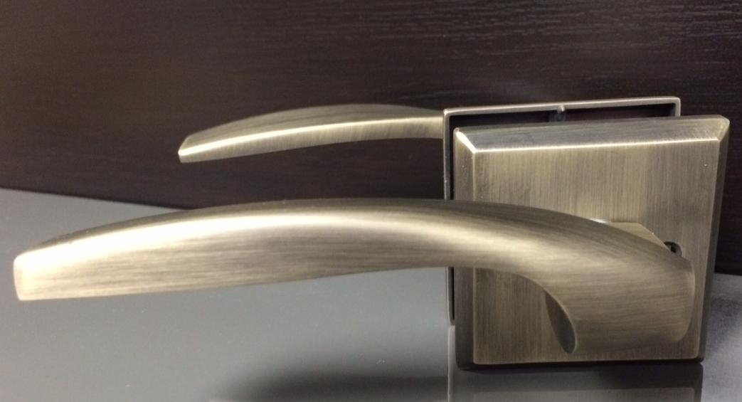 "Modern Interior Door Handles amber"" oil rubbed bronze modern interior door handle - modern home"