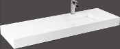 Model 1377 Bathroom Wallmount Sink