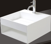 Model 1361 Bathroom Wallmount Sink