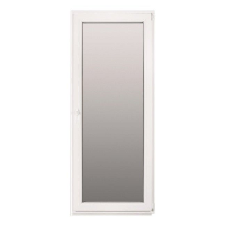 "Tilt and Turn Balcony Door - W 32"" x H 80"""