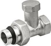 Straight Shutoff Valve with Gasket