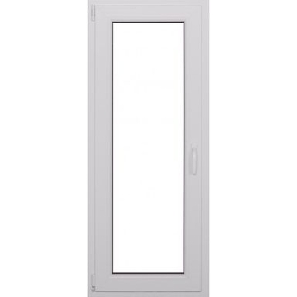 "W 20"" x H 48"" PVC Tilt and Turn Window"