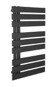 Anthracite Grey Modern Design Hydronic Towel Radiator